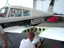 Light Piston Aircraft Maintenance