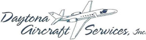 Old Daytona Aviation Services logo