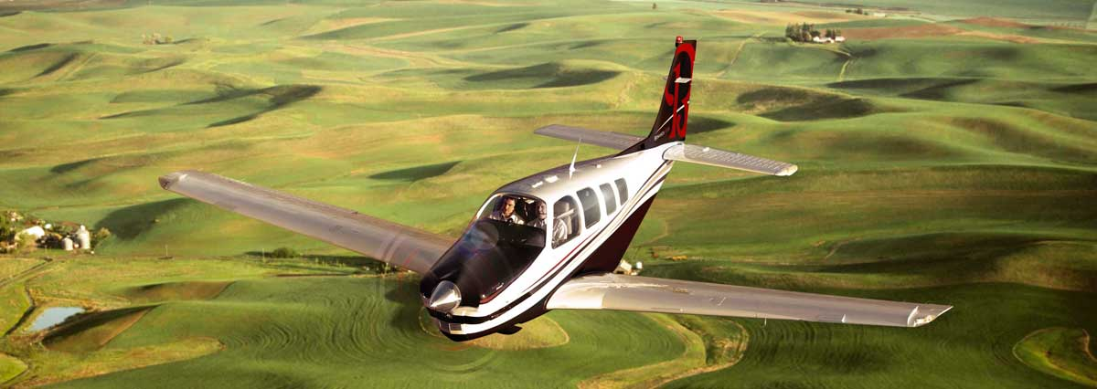 Beech Bonanza Authorized Repairs